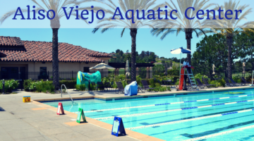 Aliso Viejo Aquatic Center Pool for Splash and Play