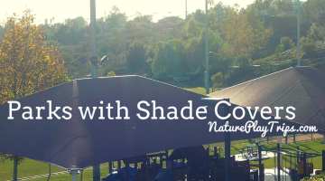 Parks with Shade Covers