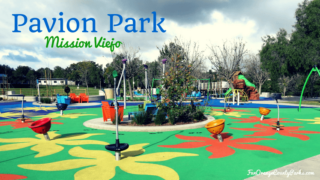 Pavion Park Accessible Playground in Mission Viejo