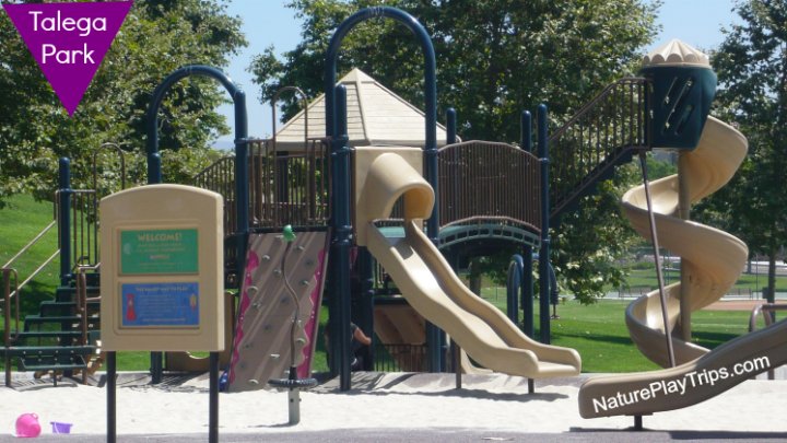 Talega Park: Tiered Play for Multi-Level Fun