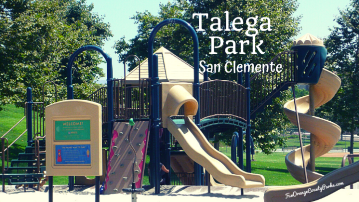 Talega Park in San Clemente: Tiered Play for Multi-Level Fun