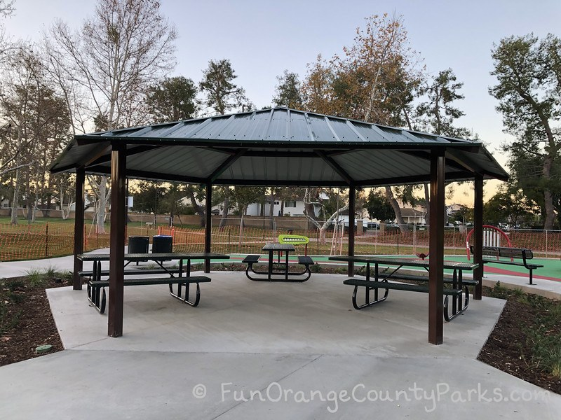 cherry park lake forest picnic gazebo