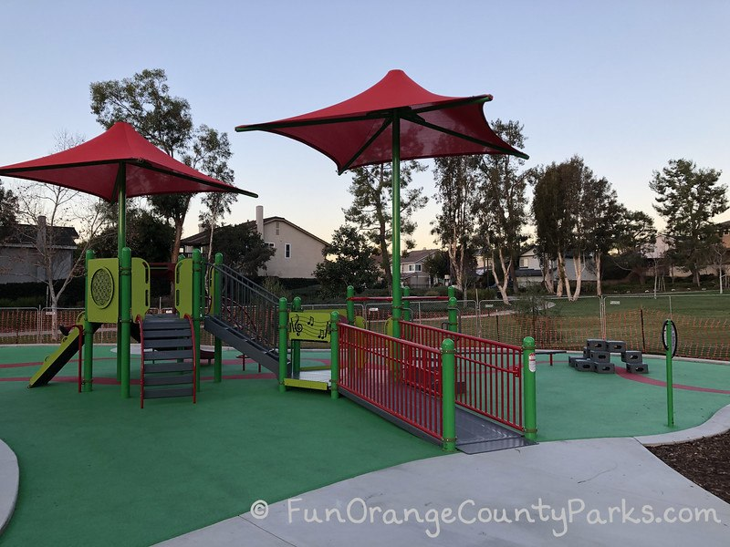 cherry park lake forest small playground