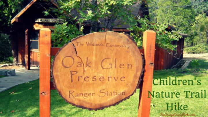 Oak Glen Preserve Children's Nature Trail – The Wildlands Conservancy