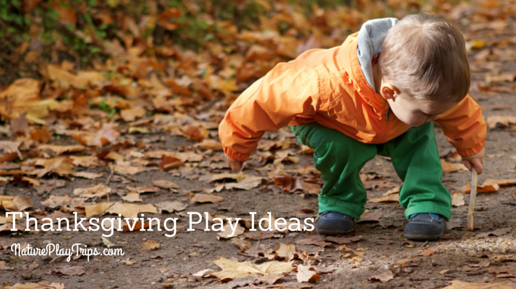 Thanksgiving Play Ideas