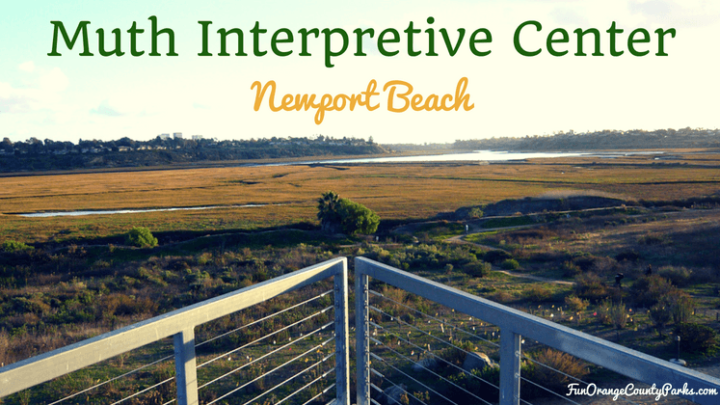 Muth Interpretive Center and Upper Newport Bay for Families