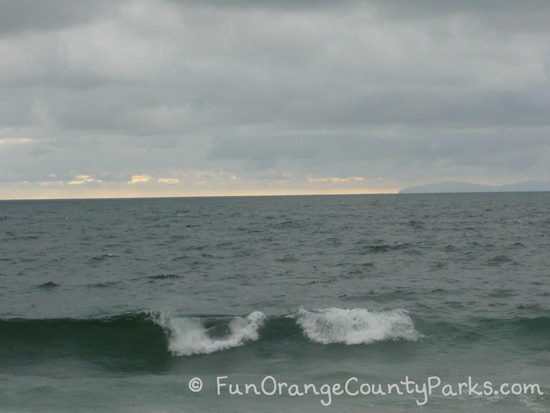 rainy day play ideas - catalina island views over the ocean