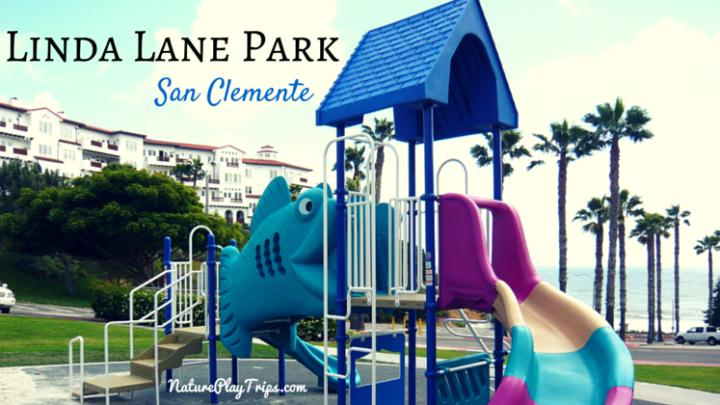Linda Lane Park in San Clemente is Ocean Blue with Views