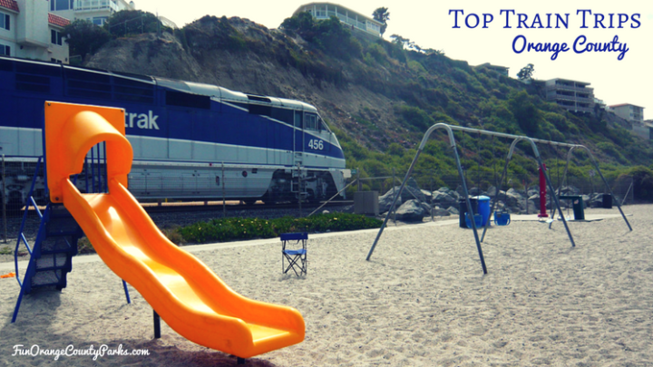 Orange County Train Trips for Locals