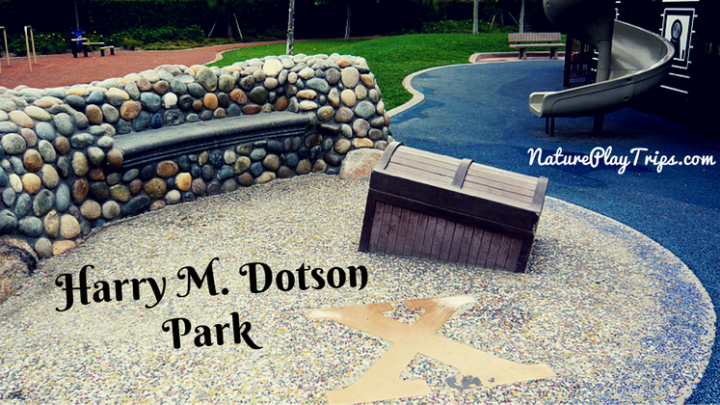 Harry M. Dotson Park in Stanton: Where an X Really Does Mark the Spot