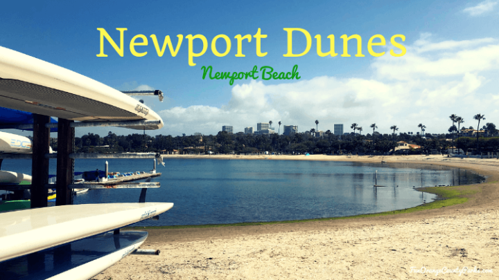 Newport Dunes Beach Cottages and Resort Overview