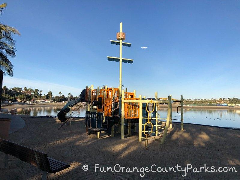 newport dunes pirate playground