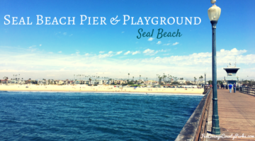 Seal Beach Pier and Eisenhower Park