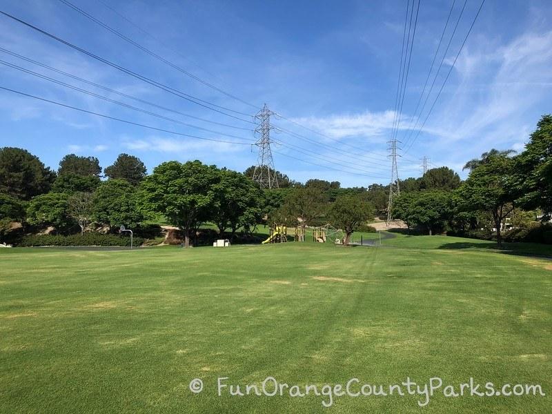 argonaut park grassy area