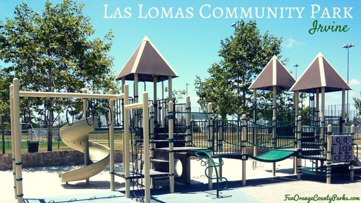 Las Lomas Community Park in Irvine