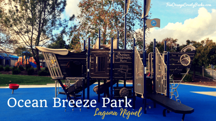 Ocean Breeze Park in Laguna Niguel