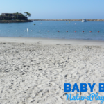 Baby Beach in Dana Point