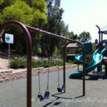 La Hermosa Park in Laguna Niguel: Walk a Wobbly Plank at a Skinny Park