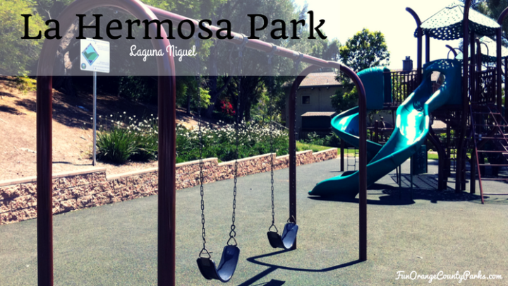 La Hermosa Park in Laguna Niguel: Walk a Wobbly Plank at a Skinny Park