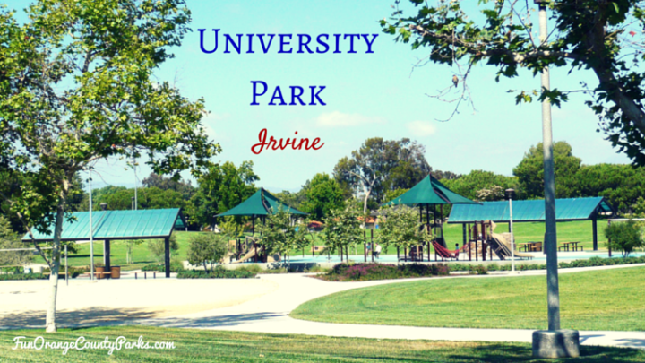 University Community Park in Irvine for a Full Day of Play – and Reading