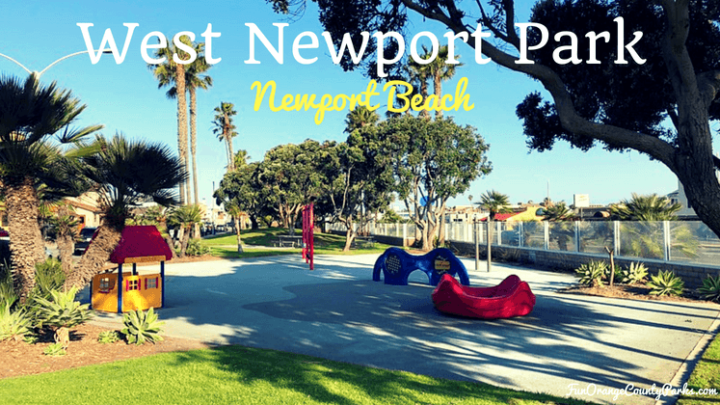West Newport Park in Newport Beach