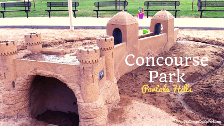 Concourse Park in Portola Hills