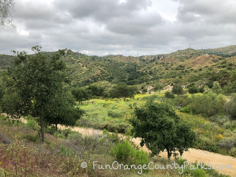 concourse park portola hills - view of whiting ranch