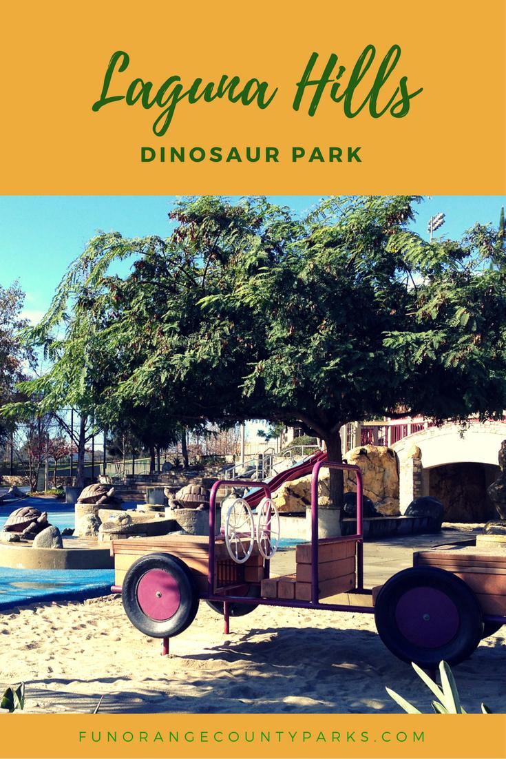Dinosaur Park Laguna Hills Pin