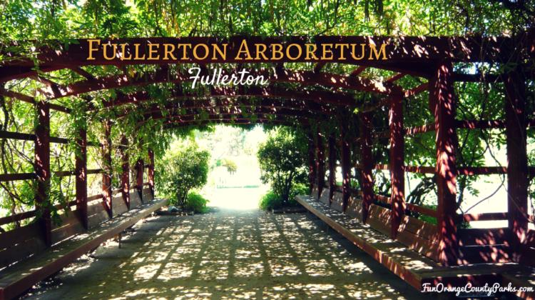 Image result for fullerton arboretum