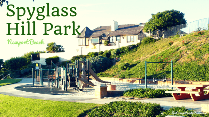 Spyglass Hill Park in Newport Beach
