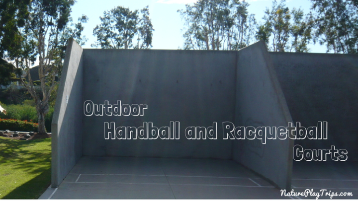 Parks with Outdoor Handball and Racquetball Courts in Orange County