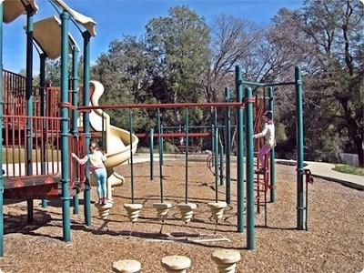William Heise Park Playground In San Diego County