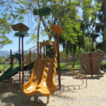 Vista Verde Park in Rancho Santa Margarita: This One's for the Climbers