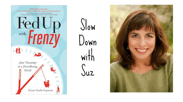 Fed Up with Frenzy by Susan Sachs Lipman