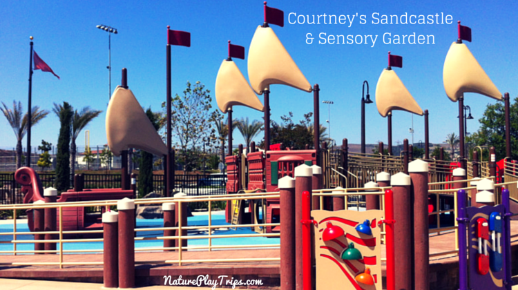 sandcastle playground