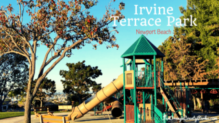 irvine terrace park newport beach