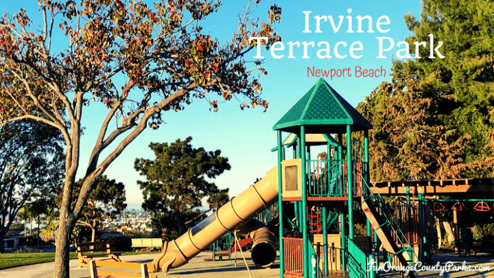 Irvine Terrace Park: Ride a Fast Tunnel Slide With a Window