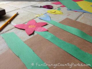 Flower Centerpiece Craft