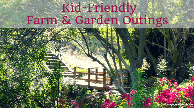 Kid-Friendly Farms and Gardens