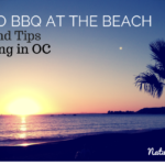 How to BBQ at the Beach