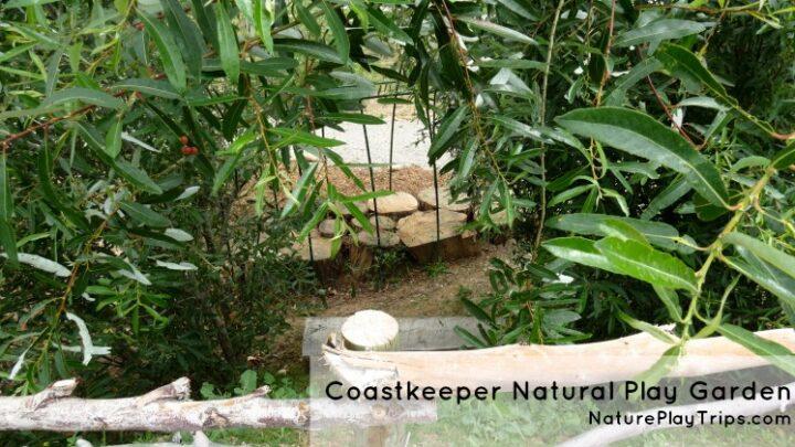 Coastkeeper Natural Play Garden