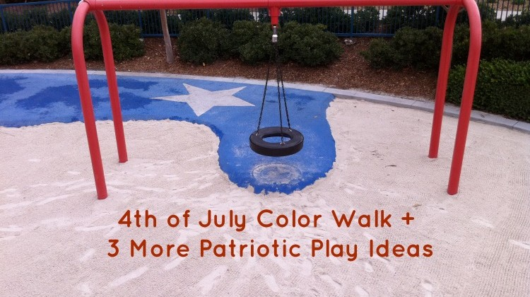 4th of July Playgrounds