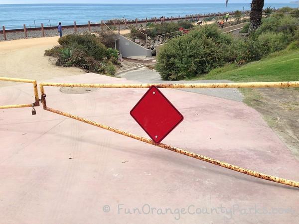 Linda Lane beach access
