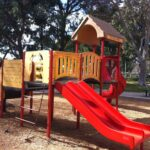 Eucalyptus Park in Anaheim