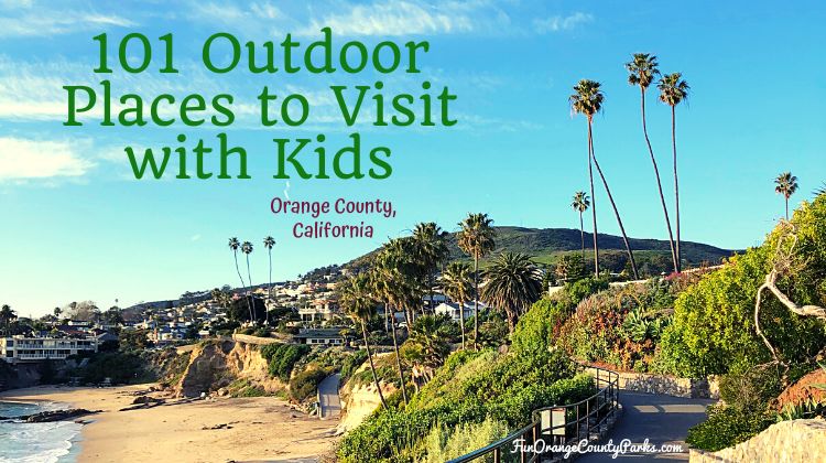 Over 101 Outdoor Places to Visit for Kids