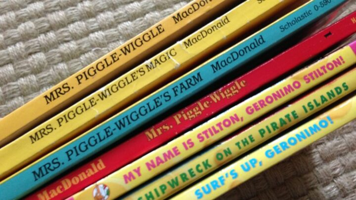 Playful Early Chapter Books for Boys and Girls – and Even Grown-Ups!