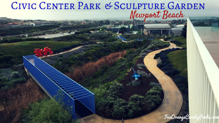 Newport Beach Civic Center and Park (also known as White Bunny Park)
