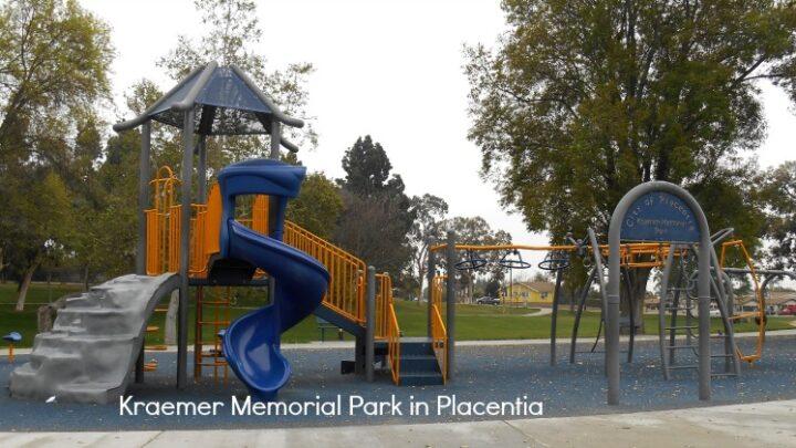 Kraemer Memorial Park in Placentia