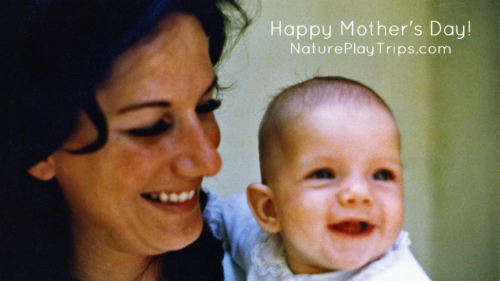 Sharing My Mother's Mom-isms in Celebration of Mother's Day