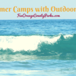 OC Summer Camps with Outdoor Themes